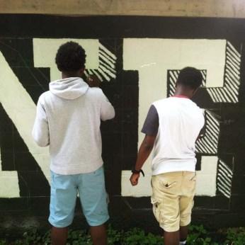 e & k paint